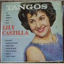 Tango, Lily Castilla Y La Orq. De Titi Rosi Lp 12´ Css