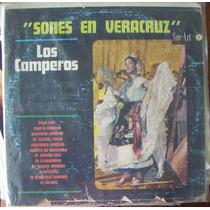 Bolero, Los Camperos, Sones En Veracruz, Lp 12´, Hwo.