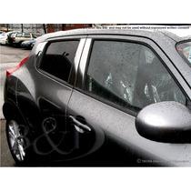 Juke Nissan Pilares Cromados Gran Lujo 10 Pzas. Au1