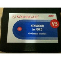 Interface P/ Caja De Discos Ford A Caja De Discos Kenwood