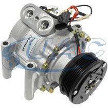 Compresor Nuevo Trailblazer 02 Al 09 Motor 6 Cilindros Clima