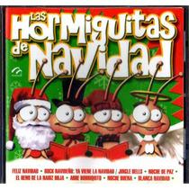 Canciones De Navidad Cd De Las Hormiguitas De Navidad 2004