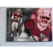 Champ Bailey Tarj C Jsy Redskins Upperdeck Mvp