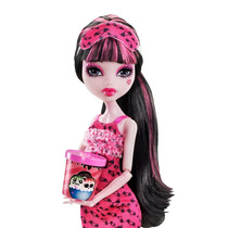 Monster High Draculaura Pijama De Miedo 2