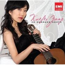 Xuefei Yang - 40 Degrees North Cd Clasica Guitarra Pm0