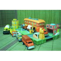 Lee Mi Anunc Lote 7 Camion Const & Urbano 1/87 Sin Diorama