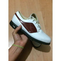 Zapatos Tenis Para Golf Nike Air Verdana Last Originales!!