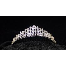Coronas De Pedreria Fina Princesa Elsa Con Pedrería Fina