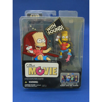 The Simpsons Movie Bart Figura De Colección Mcfarlane