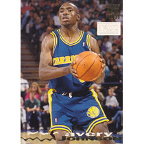 1993-94 Stadium Club First Day Issue Avery Johnson Warriors