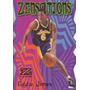 1997-98 Skybox Zforce Zensations Dc Eddie Jones Lakers