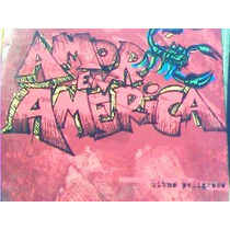 Ritmo Peligroso - Amor En America - Cd.