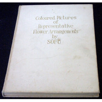 Libro De Fotos De Arreglos Florales De Sofu Teshigara