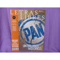 Letras Libres, Vuelta, México, Año Xiv, Núm. 161, 2012.
