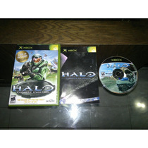 Halo Combat Evolved En Ingles Completo Para Xbox Normal.