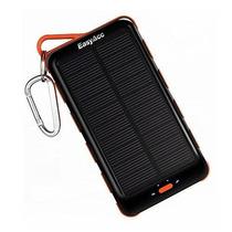Banco De La Energía Solar 15000mah Easyacc Clásico Panel Con