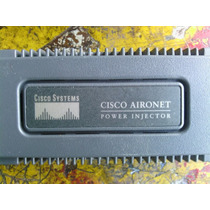 Cisco Power Injector For 1100, 1200 Series Air-pwrinj3
