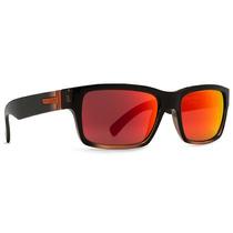 Lentes Von Zipper Fulton Mindglo Black Orange / Lunar Glo