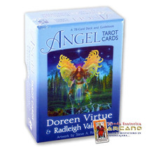 Tarot De Los Ángeles - 78 Cartas Con Manual / Doreen Virtue