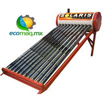 Calentador Solar Solaris 20 Tubos A Galvanizado Envio Gratis