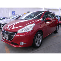 Peugeot 208 Allure 2014 Factura Original