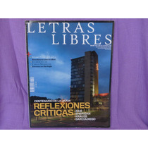 Letras Libres, Vuelta, México, Año Xii, Núm. 139, 2010.