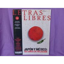 Letras Libres, Vuelta, México, Año Xiii, Núm. 149, 2011.