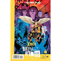X-men - Battle Of The Atom (la Guerra Del Atomo)