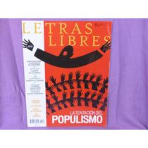 Letras Libres, Vuelta, México, Año Xiv, Núm. 160, 2012.