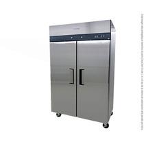 Refrigerador Vertical Sobrinox 35 Pies Rvs-235-s