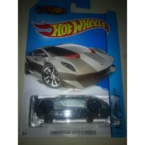 Hot Wheels De Coleccion Lamborghini Sesto Elemento Nfs Op4