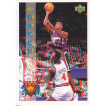 1994 Upper Deck 3d Vin Baker Bucks