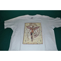 Playera Nirvana - In Utero -