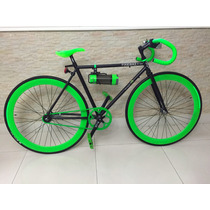 Asiento Bicicleta Con Tubo/poste Gorila Color Exclusivo