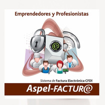 Aspel-facture 3.0 Sistema De Facturación Electrónica
