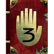 Gravity Falls Diario 3 Preventa Ingles Original