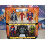 Dc Justice League Unlimited Batman, Flash, Red Hood -