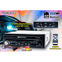 Soundstream Autostereo 1 Din, Lcd 7pulg, Bluetooth, Sd, Usb.