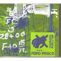 Ford Proco - Diagrama Percutor ( Electro Mexicano ) Cd Rock