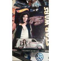 Hot Wheels De Coleccion Pop Culture 85 Chevy Astro Van