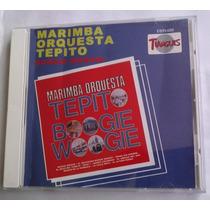 Marimba Orquesta Tepito Boogie Woogie Cd Rarisimo Bvf