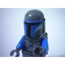 Figura De Lego Star Wars Soldado Mandalorian Clone Wars New