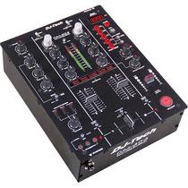 Dj Tech Djm-303 Mezclador 2 Canales Usb Djm303