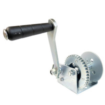Malacate Winch Manual Galvanizado 1200 Lbs O 540kg Sin Cable
