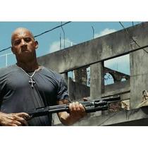 Cadena Y Cruz De Toreto, Rápido Y Furioso, Para Tu Auto!