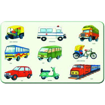 Early Years Juguete - Creativo Jugar Y Aprender Transporte T