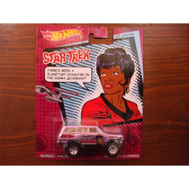 Hot Wheels Pop Culture Star Trek Lt. Uhura 1988 Wagoneer