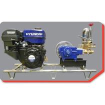 Parihuela Fumigadora Hyundai C/motor 13 Hp Y Acces Ecomaqmx