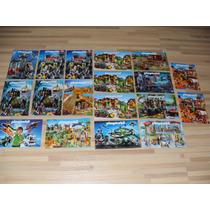 18 Catalogos Playmobil Caballeros Circo Piratas Vaqueros