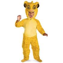 Disfraz De Rey Leon, Simba Para Niños, Envio Gratis